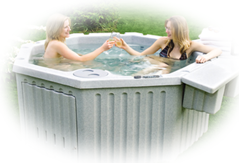 Hot Tub Hire party